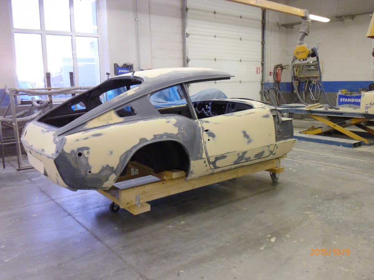 Triumph GT 6