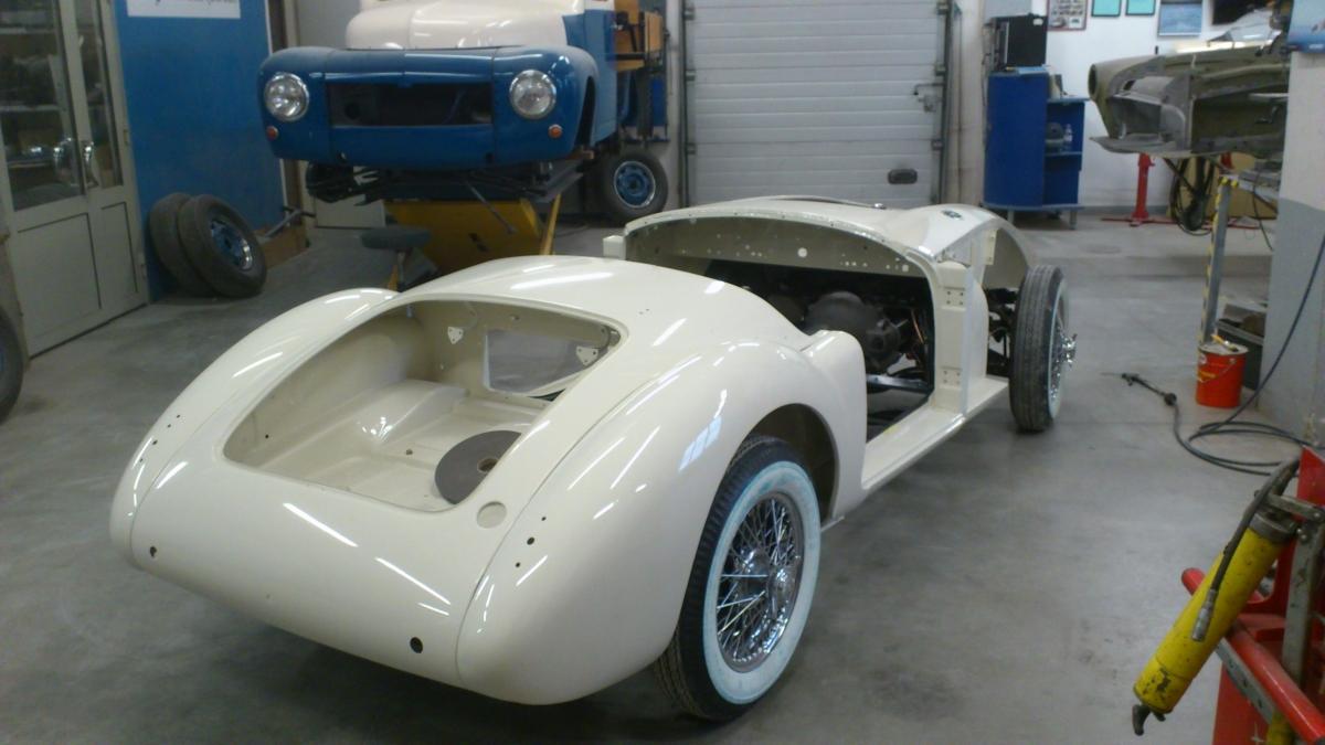 MG-A 1959