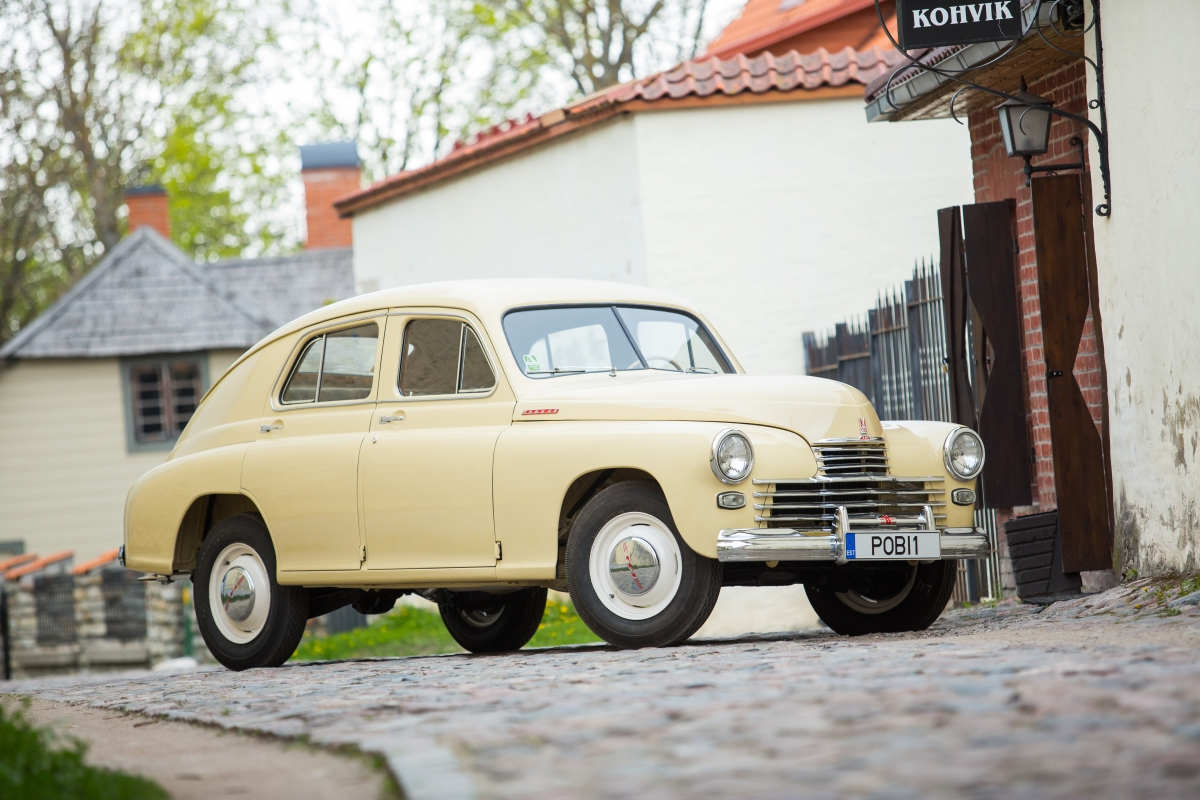 M20 (Pobeda) 1955
