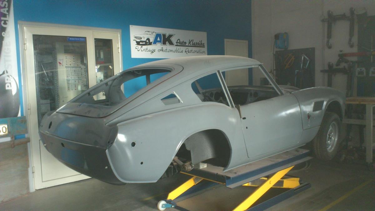 Triumph GT 6 1970