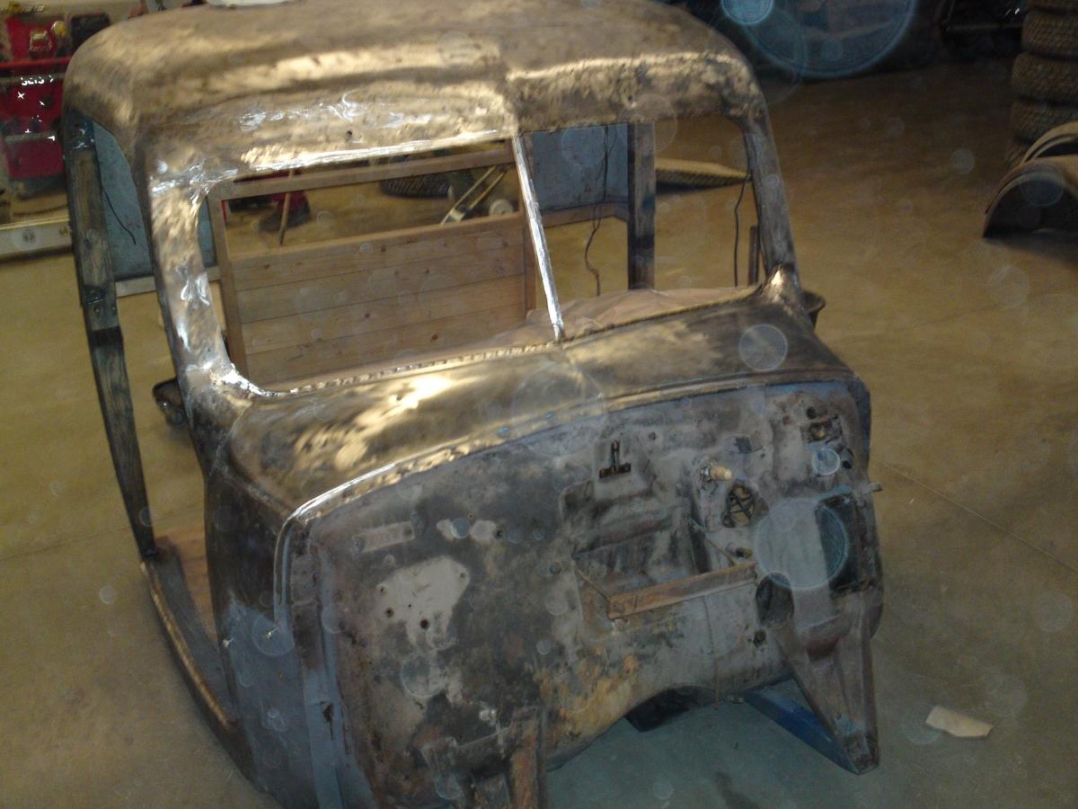 Volvo 445 1949