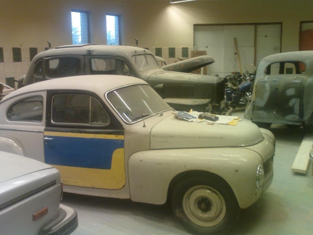 Volvo PV 544 1960